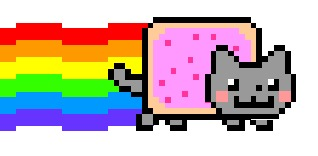 the nyan cat